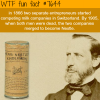 how nestle was founded wtf fun facts
