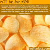 how potato chips were invented