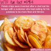 how potato chips were invented wtf fun facts