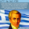 how potatoes were introduced to greece wtf fun