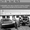 how the lamborghini cars were created wtf fun