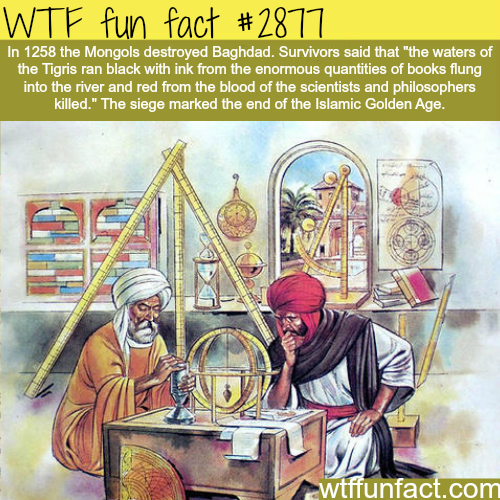 How to destroy civilization -  WTF fun facts