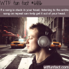 how to get a song out of your head wtf fun facts