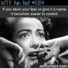 how to overcome and control your fears wtf fun