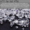 how to tell if a diamond is fake wtf fun facts