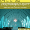 ice hotel in sweden have to put fire alarms wtf