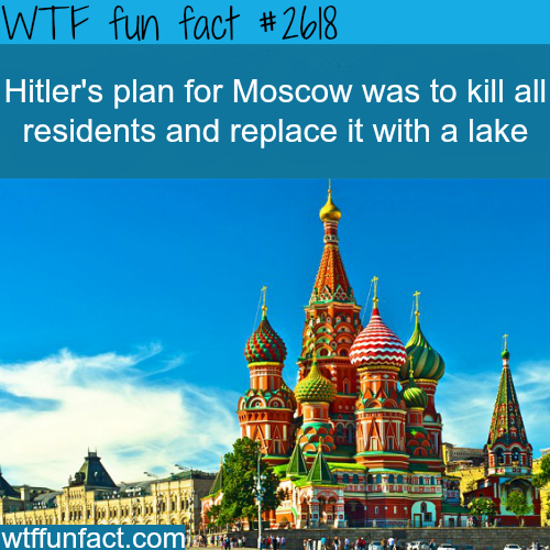 If Hitler won the war… - WTF fun facts