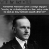 if i become president wtf fun fact