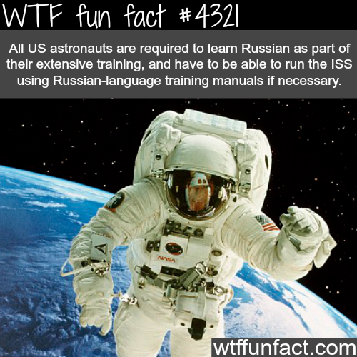 If you want to be an astronauts