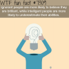 ignorant people wtf fun fact
