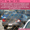 illegally parked car gets 100000 in tickets