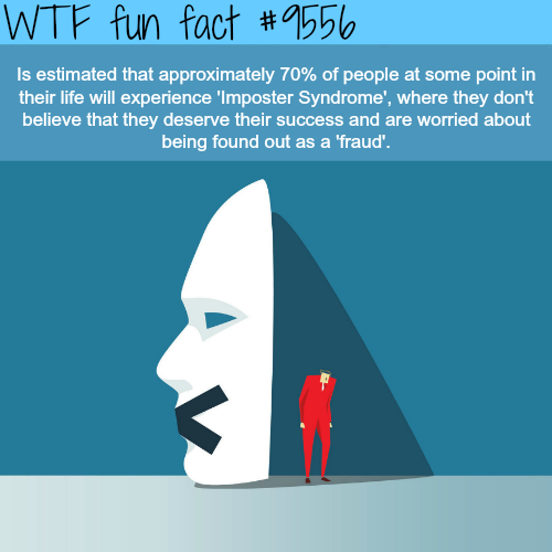 Imposter Syndrome - WTF fun fact