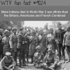 indians in ww2 wtf fun facts