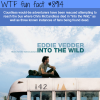 into the wild wtf fun facts