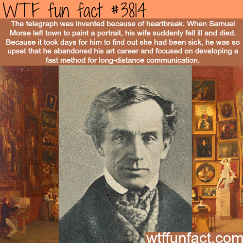 Inventions that were caused by a heartbreak - WTF fun facts