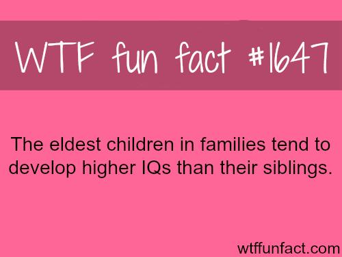 IQ LEVEL - WTF fun facts