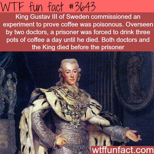 Is Coffee actually bad for your health? -  WTF fun facts