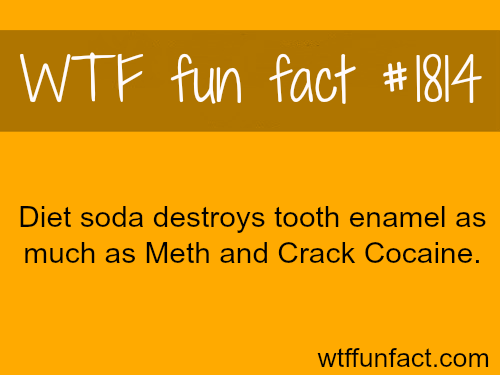 Is diet Soda healthy? - WTF fun facts