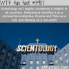is scientology a religion