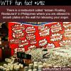 isdaan floating restaurant wtf fun fact