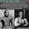 jack johnson the first african american boxing champion