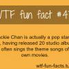 jackie chan songs
