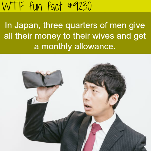 Japan - WTF fun fact