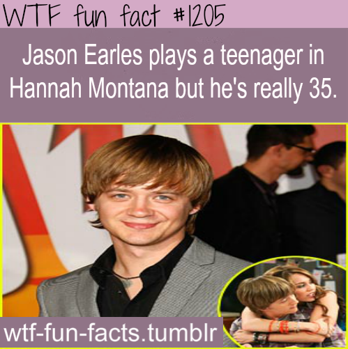 Jason Earls Real Age- celebrity facts