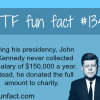 jfk facts