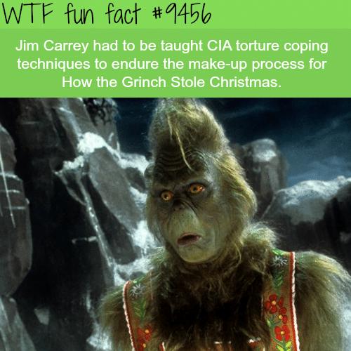 Jim Carrey - WTF fun fact