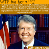jimmy carter facts wtf fun facts