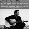 johnny cash wtf fun facts