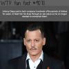 johnny depp wtf fun facts