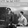 joseph goebbles wtf fun facts