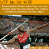 julius yego wtf fun fact
