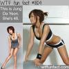 jung da yeon 46 year old korean woman