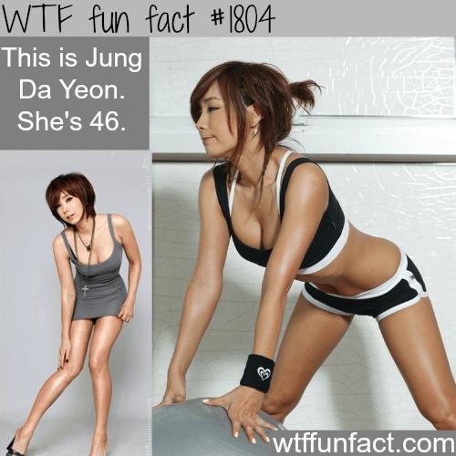 Jung Da yeon