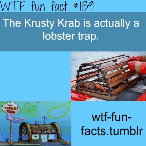 lobster trap- krusty krap