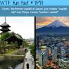 kyoto and tokyo wtf fun fact