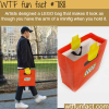 lego bag wtf fun fact
