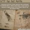 leonardo da vincis codex hammer wtf fun facts