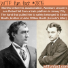 lincoln s son robert and edwin booth