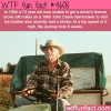 man drives 240 miles in a john deere lawnmower