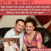 man in coma falls in love with his wife again after forg