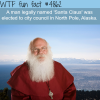 man named santa claus elected to city council in