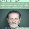man robbed a bank just so he wont live with his