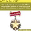 man wins mother heroine metal wtf fun facts
