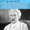 mark twain quotes wtf fun facts