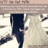 marrying your best friend wtf fun fact