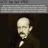 max planck wtf fun fact